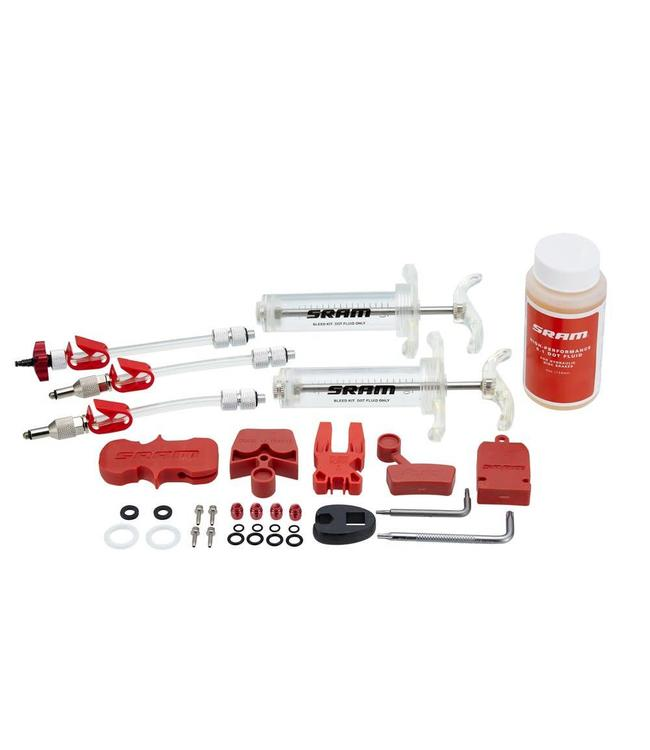 Sram SRAM Professional Brake Bleed Kit Inc Fluid