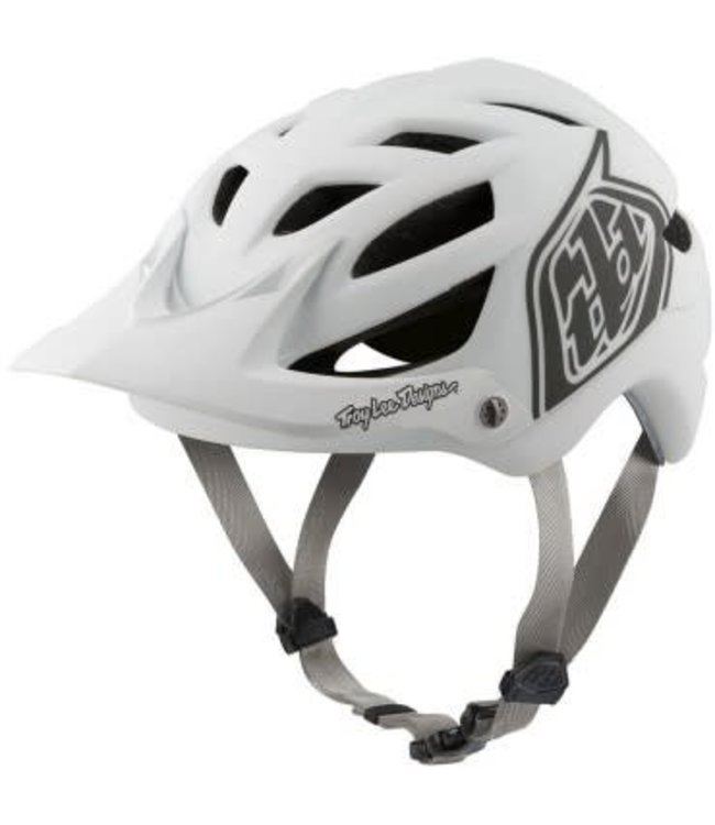 Troy Lee Design Troy Lee Designs 18 A1 AS Mips Classic White Medium / Large M/L