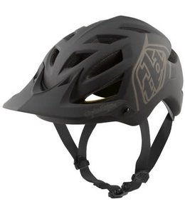 Troy Lee Design Troy Lee Designs 18 A1 AS Mips Classic Black Small