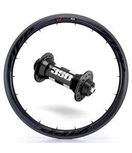 Zipp Zipp Front Wheel 303 Firecrest with DT350 Hub Blk 700c