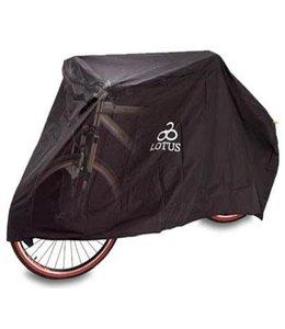 Lotus Bicycle Cover Black Nylon 69 x 23 x 33