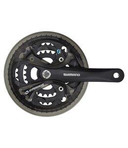 Shimano Shimano FC-M361 Crankset 170mm 48 - 38 - 28 Black