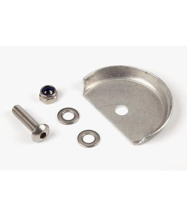 Brompton Brompton Cable Fender Disc ( Bike without mudguard)
