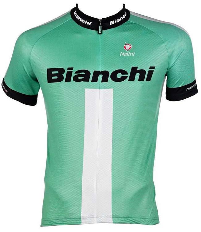 Bianchi Bianchi Jersey RC Short Sleeve M