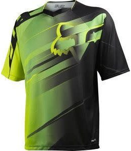 Fox Fox Jersey Demo SS Green Medium