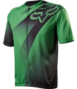 Fox Fox Jersey Live Wire Descent Green M