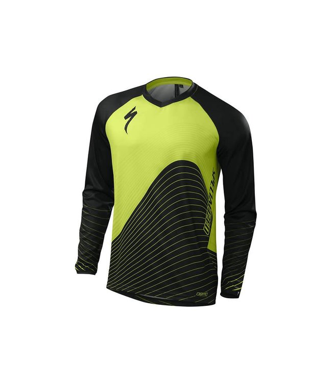 Specialized Specialized MTB Jersey Demo Pro Long Sleeve Hyp XL