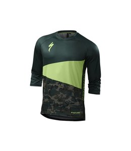 Specialized Specialized Jersey Enduro Comp 3/4 Monster Green /Camo M