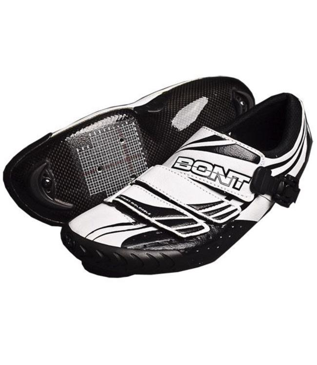 Bont Road Shoe AOne White 44