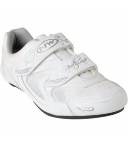 Northwave Northwave Womens Road Shoe Eclipse 37 White /Silver