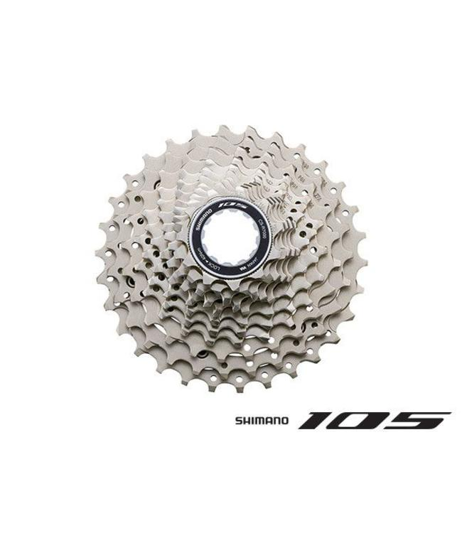 Shimano Shimano Cassette 105 CS-R7000 11 Speed 11-28T