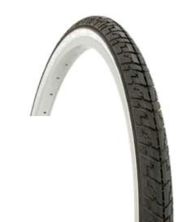 Duro Tyre 700 x 35c Black With White Sidewall