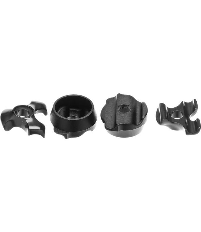 Specialized Specialized Single Bolt Clamp Black 7mm + 9mm