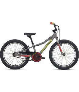 Specialized Specialized  Riprock 20 Coaster Gloss Sterling Gray / Nordic Red / Hyper Green