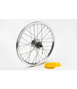 Brompton Brompton Wide Range 3 Speed Rear Wheel - To Suit 6spd
