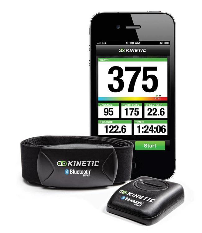 Kinetic Kinetic InRide Watt Meter w/ HR Monitor