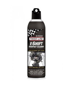 Finish Line Finishline E Shift GroupSet Cleaner Spray 16oz AERO DG6