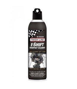 Finishline E Shift GroupSet Cleaner Spray 16oz AERO DG6