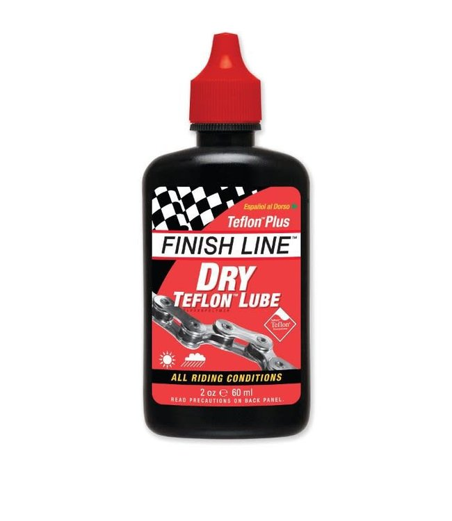 Finish Line Finishline Dry Lube Teflon 4oz