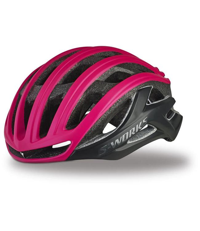 Specialized Specialized Helmet S-Works Prevail High Vis Pnk S