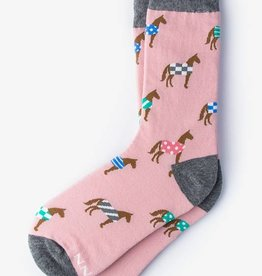 Ladies Horsin' Around Sock