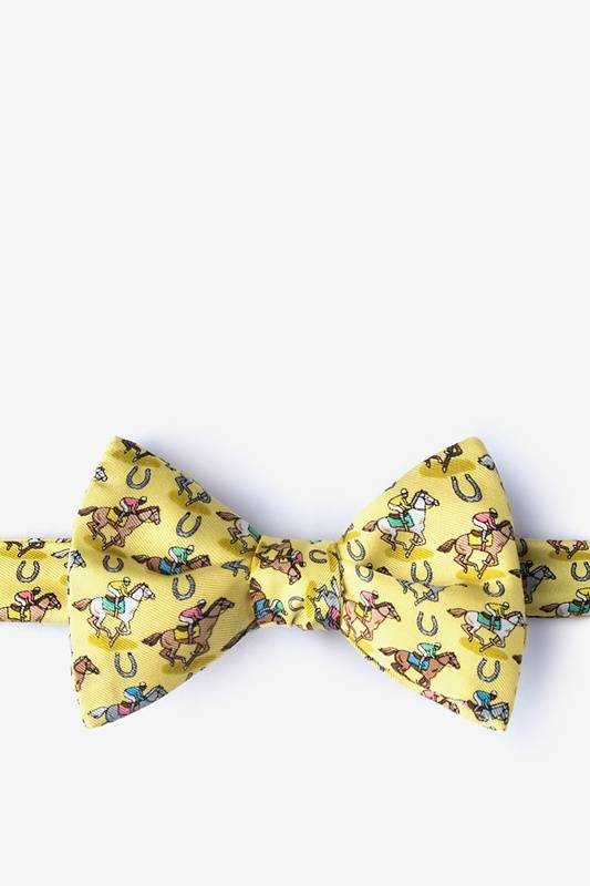 Pony Up Bow Tie
