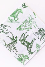 Equestrian Sketch Napkins (set of 4)