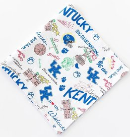 UK College Napkins (set of 4)