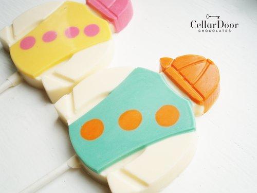 Cellar Door Chocolates Jockey Silk Lolly