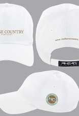 Horse Country Text Logo Hat