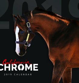 2019 California Chrome Calendar