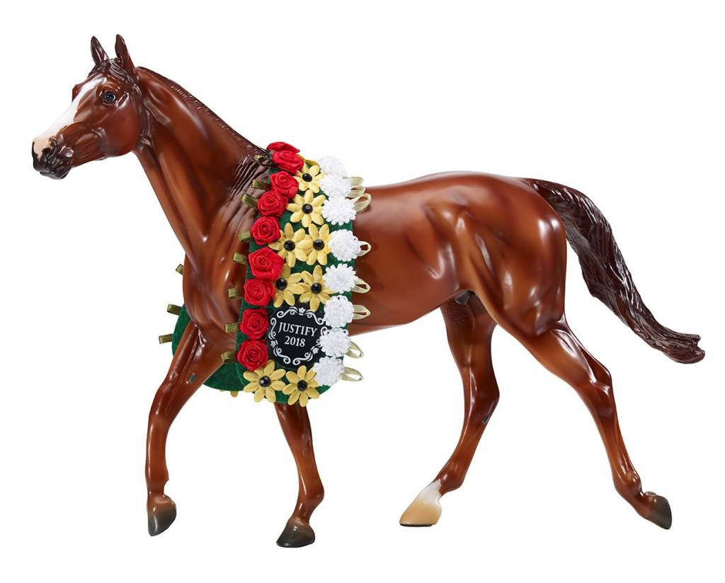 Breyer Justify Breyer Model Horse