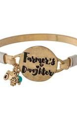 Sayings Charm Bracelet