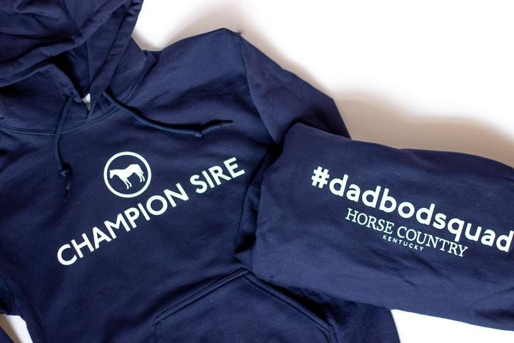 Champion Sire Hooded Sweatshirt