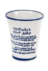 Mint Julep Recipe Cup