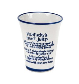 Mint Julep Recipe Cup