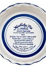 Kentucky Pie Plate