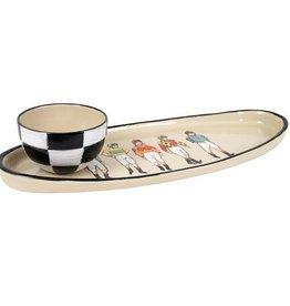 Antipasto Tray with Bowl