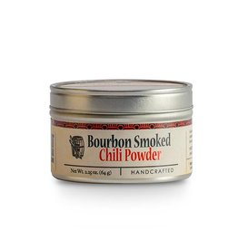 Bourbon Smoked Chili Powder - 2.25 oz. Tin