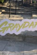 Graydar Sticker