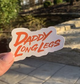 Daddy Long Legs Sticker
