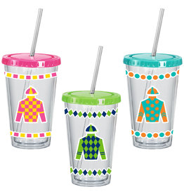 Derby 16oz Sipper Cup