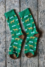 Horse Fence Socks