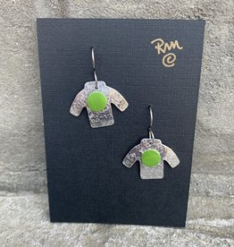 Jockey Silk Earring (Small)