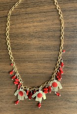 Jockey Silk Necklace