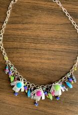 Jockey Silk Necklace