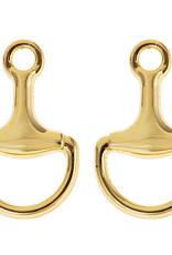 Fashion Horse Bit Earrings
