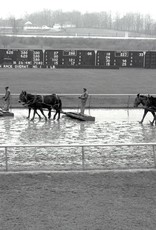 Sealing the Track at Keeneland 8x10