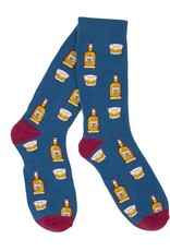 KY for KY Bourbon On The Rocks Socks