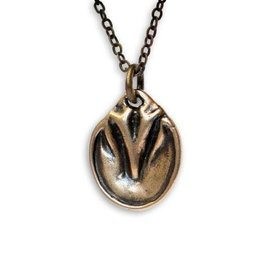 Barefoot Horse Hoof Necklace